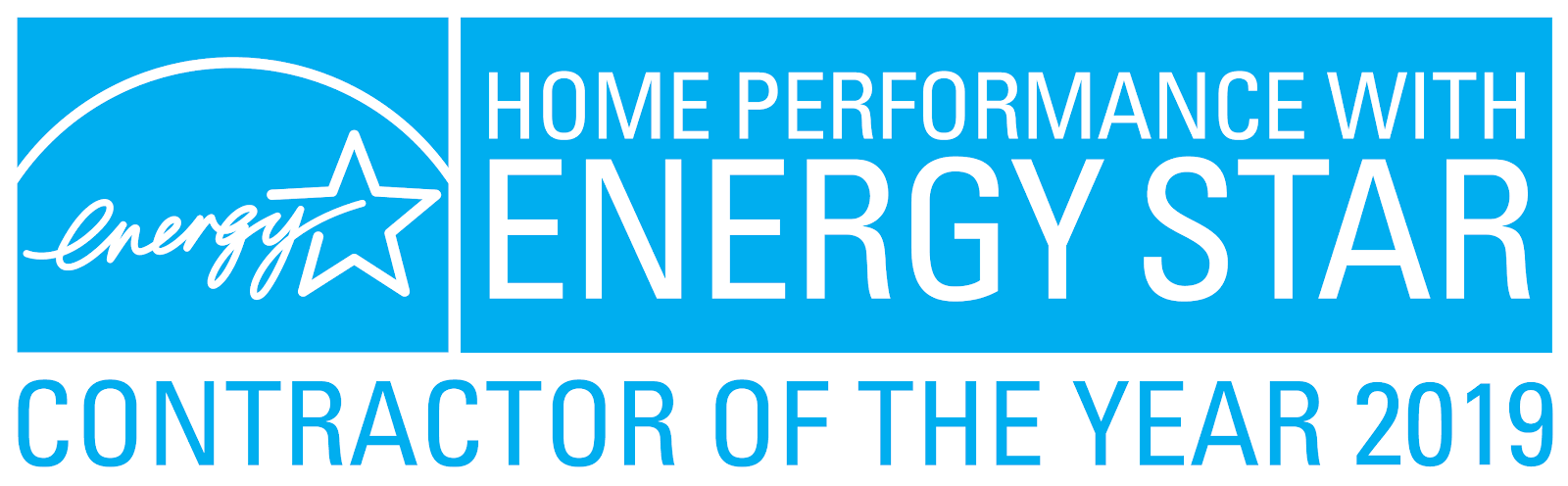 energy star logo contractor of the year 2019
