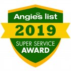 Angie's List Super Service Award 2019 | Home Energy Medics | Virginia