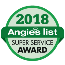 Angie's List Super Service Award 2018 | Home Energy Medics | Virginia