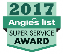 Angie's List Super Service Award 2017 | Home Energy Medics | Virginia