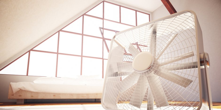 Keep your upstairs cool with help from Home Energy Medics!